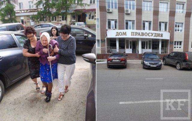 Председатель суда Бугульмы, требовавший убрать машину ветерана с парковки, уволился