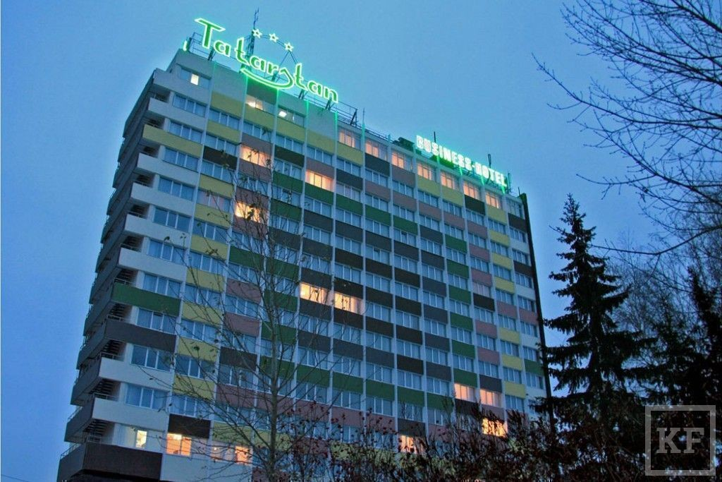 Рейтинг набережночелнинских отелей