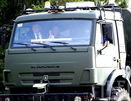 Будущее где-то рядом. В  Татарстане создают беспилотный автомобиль, не имеющий аналогов в мире