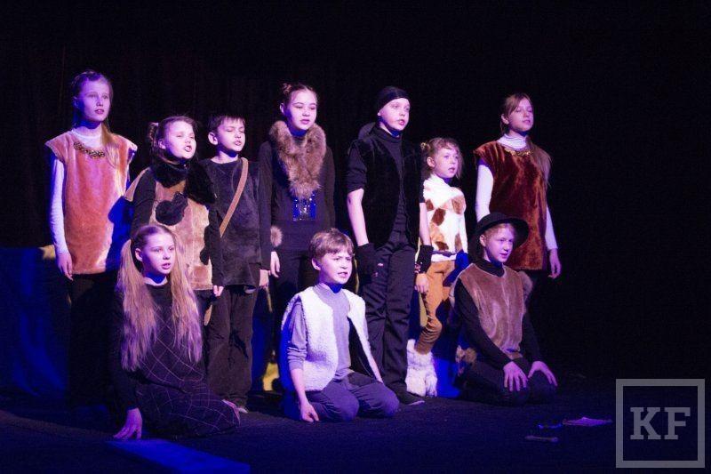 Юных актеров из Набережных Челнов отметили на республиканском фестивале сценического мастерства