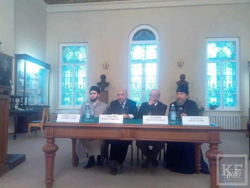Возвращение к дореволюционной России: два религиозных и два светских учебных заведения Татарстана подписали договор о взаимодействии