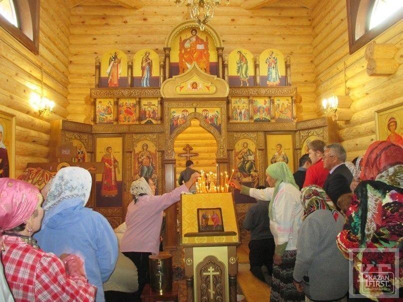 Спустя шесть десятков лет в селе Балчиклы Нижнекамского района вновь зазвонили колокола
