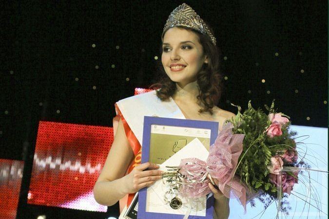 Челнинка Ольга Гайдабура сегодня поборется за титул   Miss International