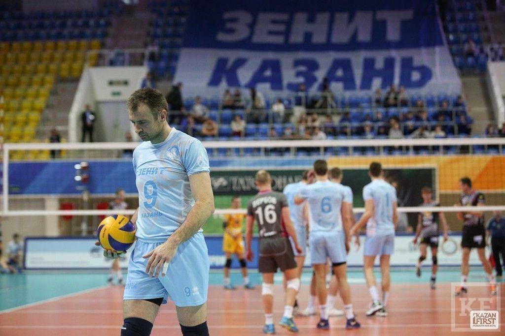 «Зенит-Казань» обыграл «Кузбасс»
