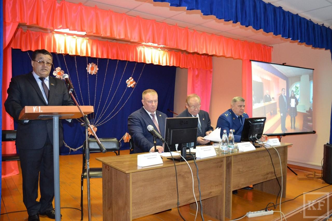 В Чистополе после проведения годового отчета скончался глава сельского поселения