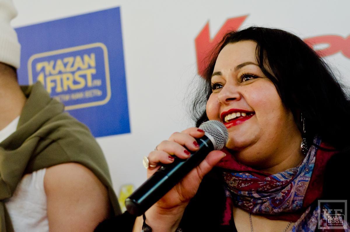 Мариам Мерабова о «Голосах большой страны»: За саундтрек нам точно не будет стыдно!