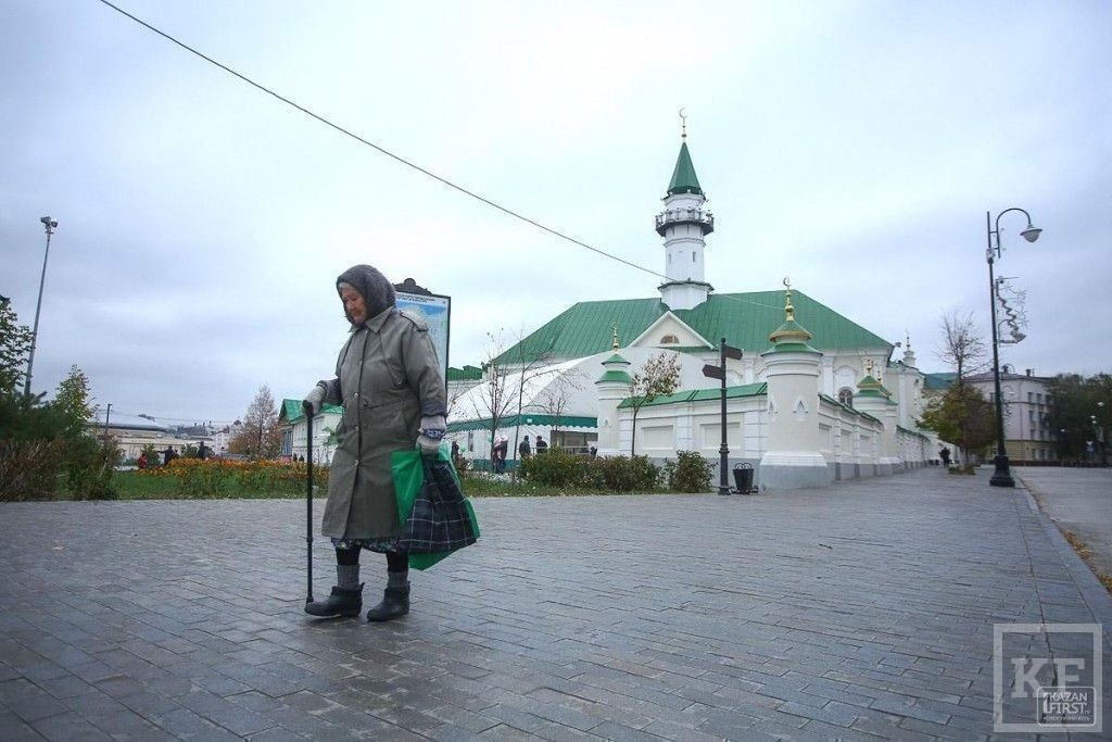 Празднование Курбан-байрама прошло в Казани