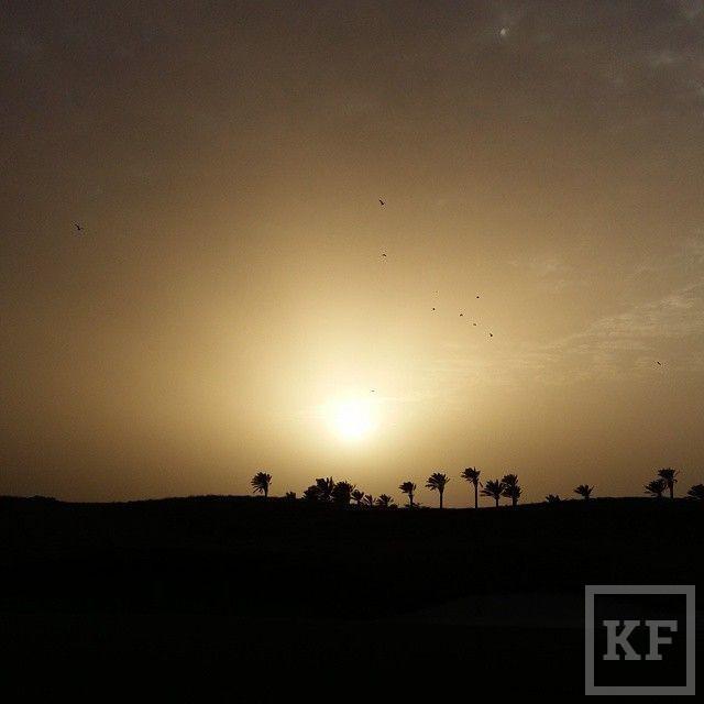 Instagram Минниханова: Абу-Даби