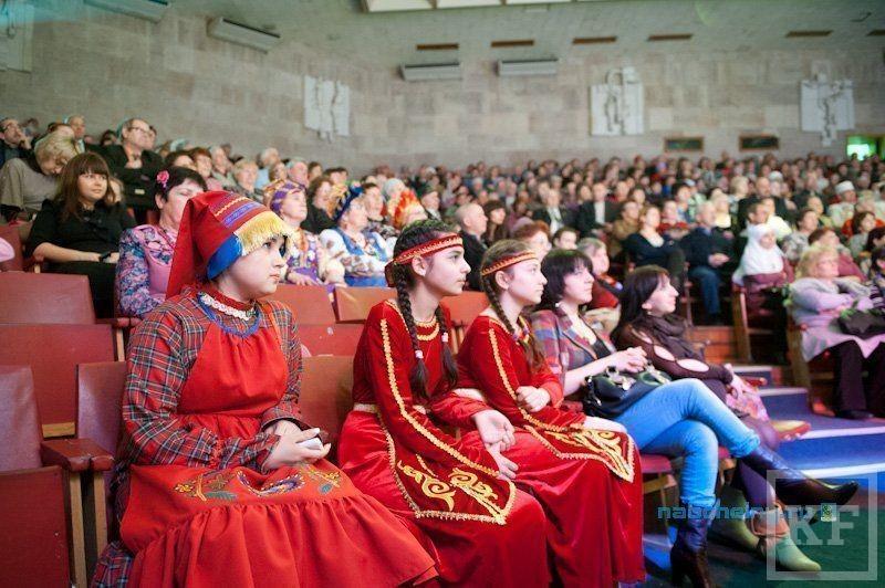Концертом завершилась акция «Ветеран живет рядом» в Набережных Челнах