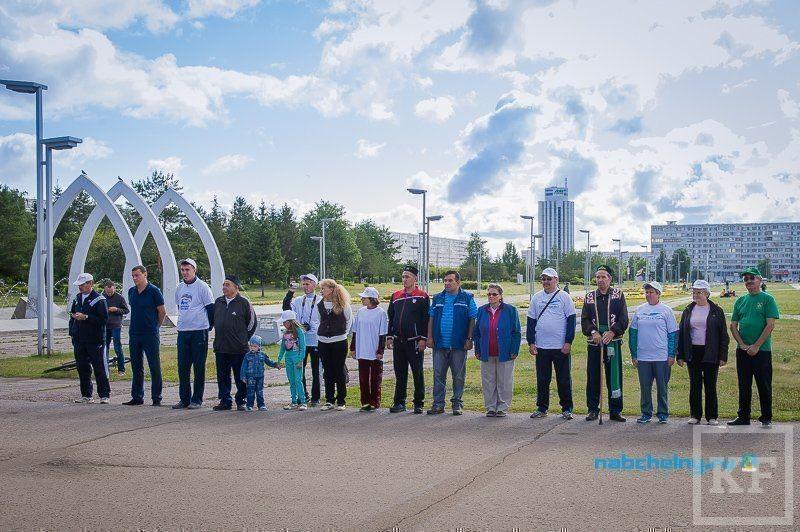 Спортсмены-инвалиды выехали сегодня из Набережных Челнов на конно-автомобильный пробег по Татарстану