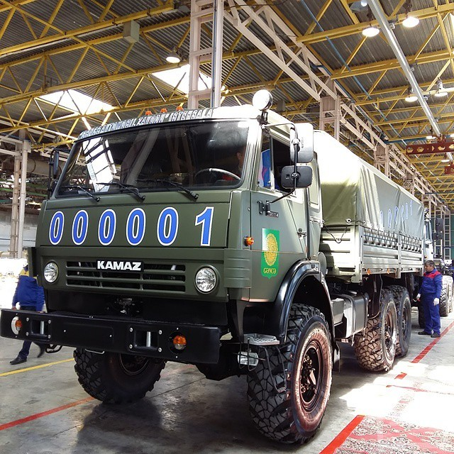 «Камаз» атакует китайских автопроизводителей: завод планирует открыть в Поднебесной сборочное производство