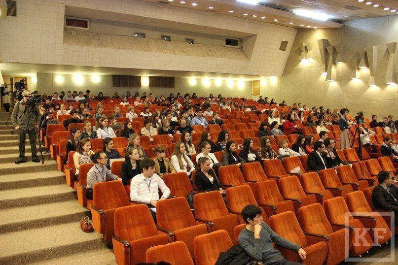 Программа «Молодежное предпринимательство в РТ», реализуемая КФУ, прошла без «фейерверка»