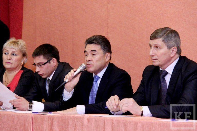 Первого замглавы Альметьевского района Александра Михайлова  подозревают в уклонении от уплаты налогов