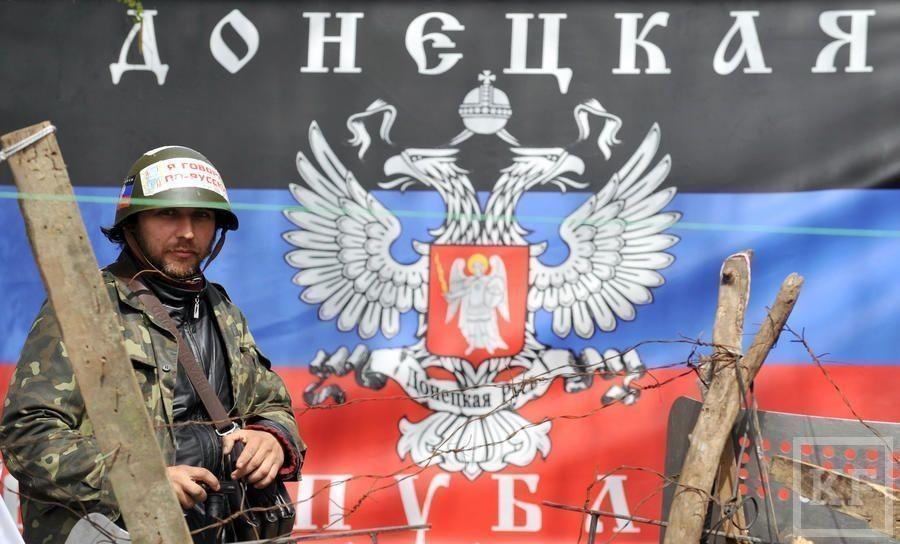 Россия не будет спешить с присоединением Донецкой республики