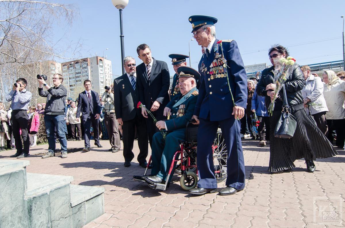 В Казани прошел митинг памяти жертв катастрофы в Чернобыле