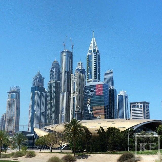 Instagram Минниханова: Дубаи
