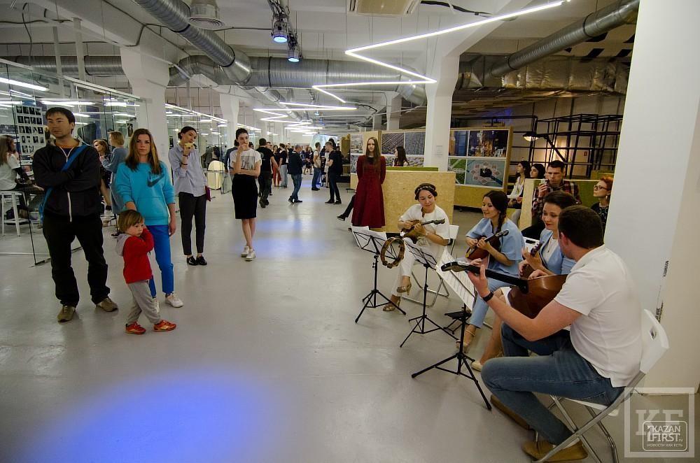 В «Штабе» прошла «Ночь музеев»