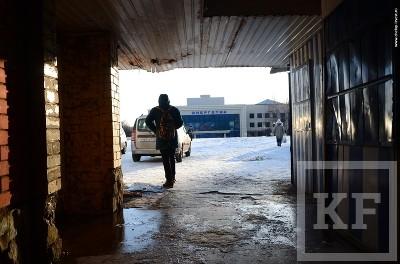 Во всех подземных переходах Набережных Челнов торгуют алкогольным ядом