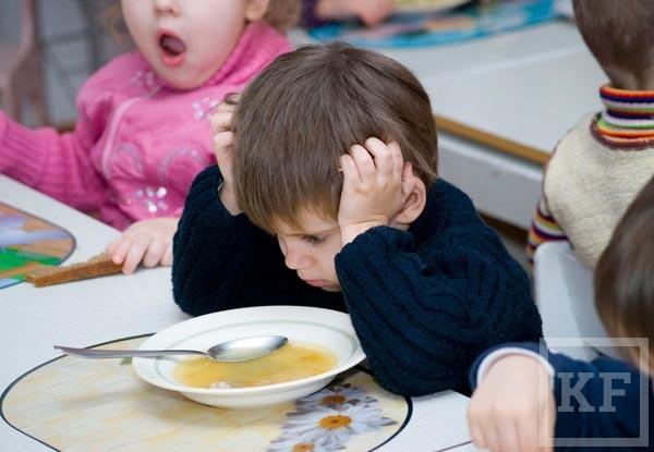Родители начали собирать в интернете подписи за снижение платы в детских садах Татарстана