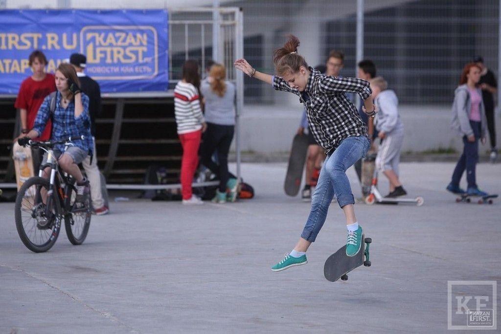 Extreme Kazan Open прошел в Казани