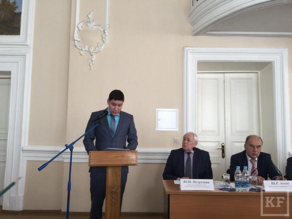 Власти Татарстана бизнес-сообществу: хватит самопрезентоваться, давайте ваши антикризисные предложения