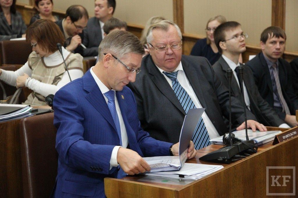 Татарстан готовится к кризису: дефицит бюджета республики к 2017 году достигнет 13 млрд рублей