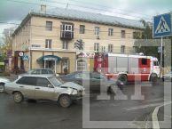 В Татарстане в результате ДТП перевернулась скорая помощь