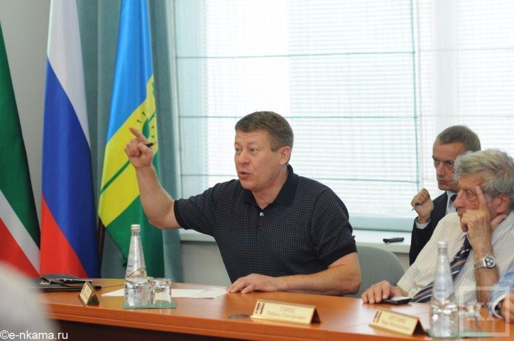 Как власти Нижнекамска собираются преобразить город к 50-летнему юбилею