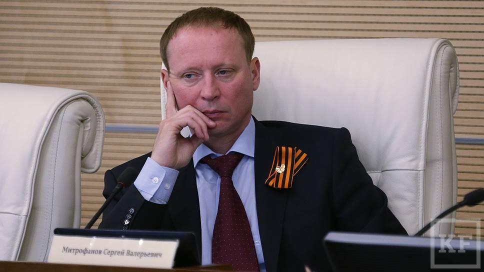 СМИ: в Пермской области обнаружен труп вице-спикера краевого заксобрания Сергея Митрофанова