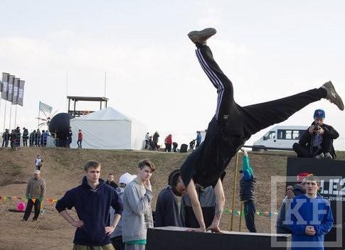 В Челнах прошел фестиваль экстремальных видов спорта