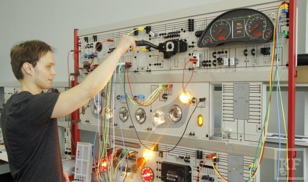 В Челнах создадут инжиниринговый центр для нужд малого и среднего бизнеса