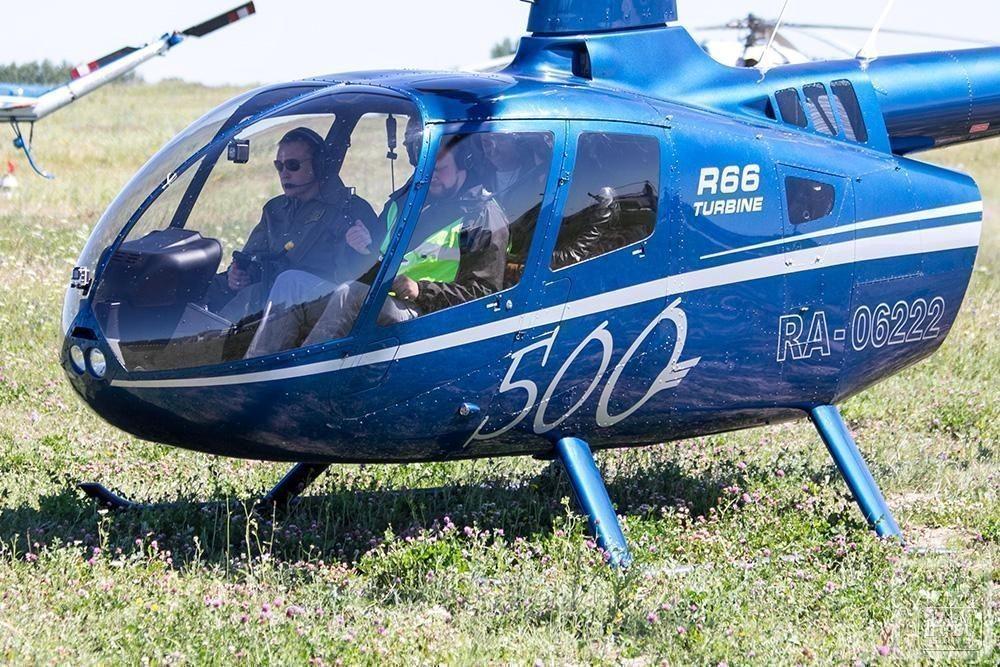 Открытый чемпионат России по вертолетному спорту (Часть вторая)