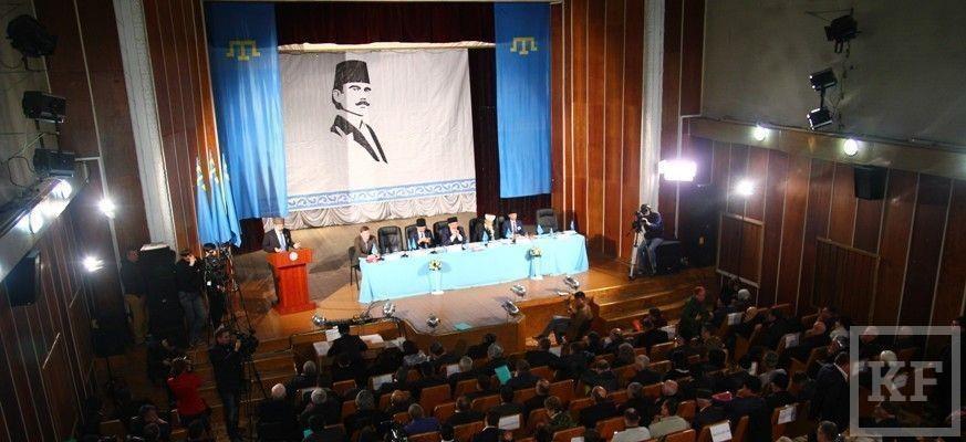 Минниханов выступил связующим звеном между Путиным и крымскими татарами