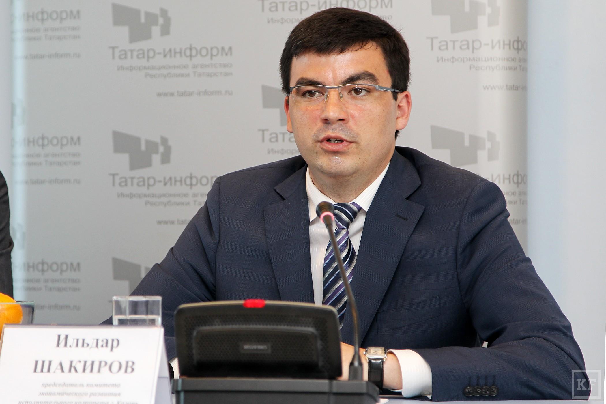 В исполкоме Казани появится новый комитет — по потребительскому рынку. Он займется товарами и услугами города