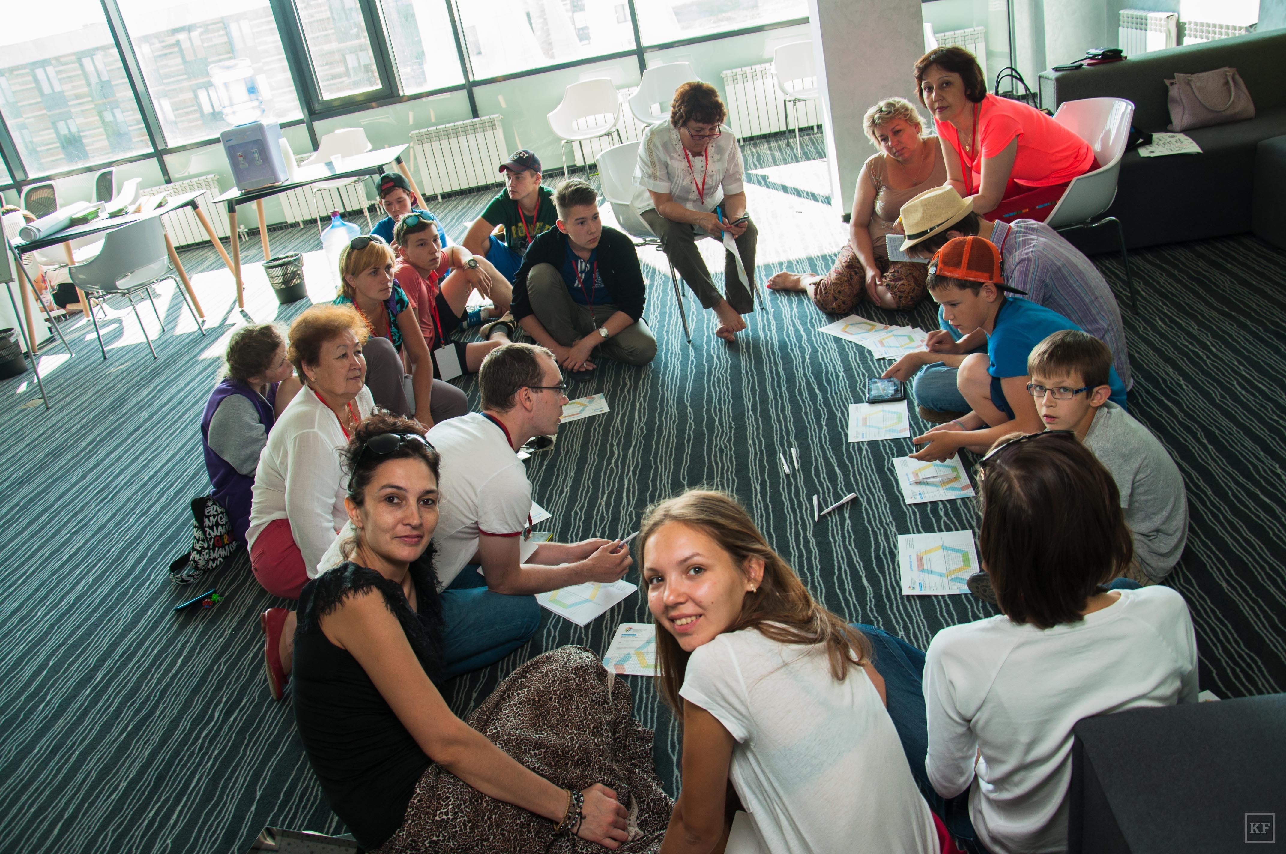 В Иннополисе завершилась молодежная школа «Открытие таланта»