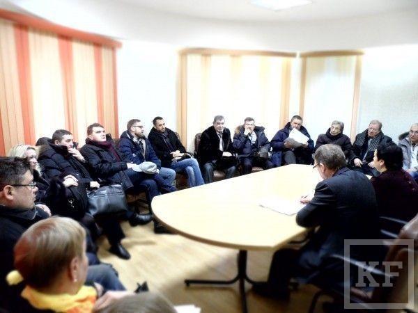 Александр Бурков: «С беззаконием в ЖКХ нужно сражаться вместе»