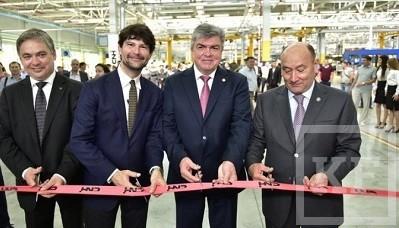 Итальянская CNH Industrial будет готовить в Набережных Челнах кадры для аграрного сектора