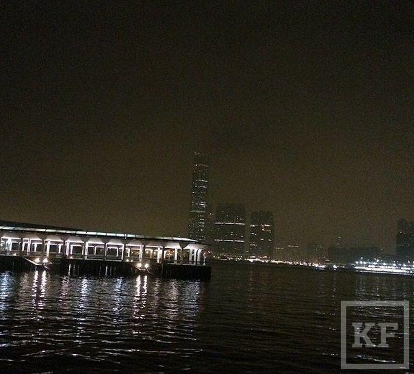 Instagram Минниханова: Гонконг