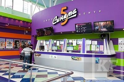 Кинопрокат в Набережных Челнах вырос всего на 4% — меньше, чем в целом по России