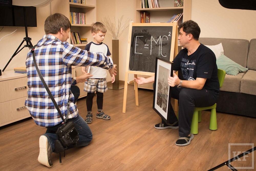 В Казани пройдет благотворительная выставка «Когда я вырасту»