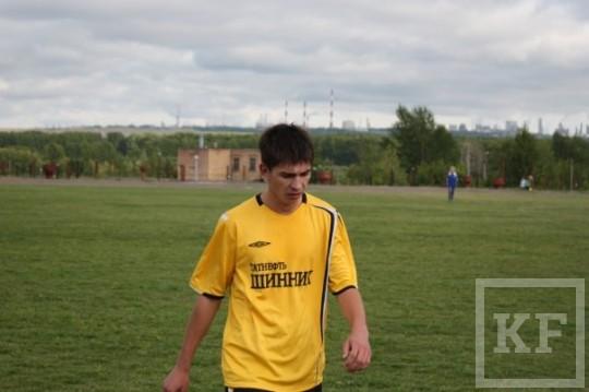 Голосовалка KazanFirst.ru. Выбираем лучшего футболиста чемпионата Татарстана