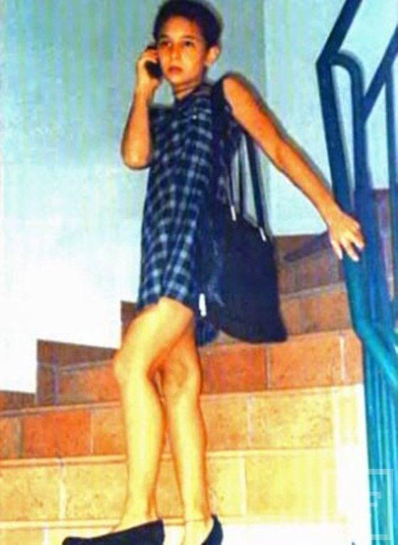 Кончита Вурст начала носить платья ещё в детстве