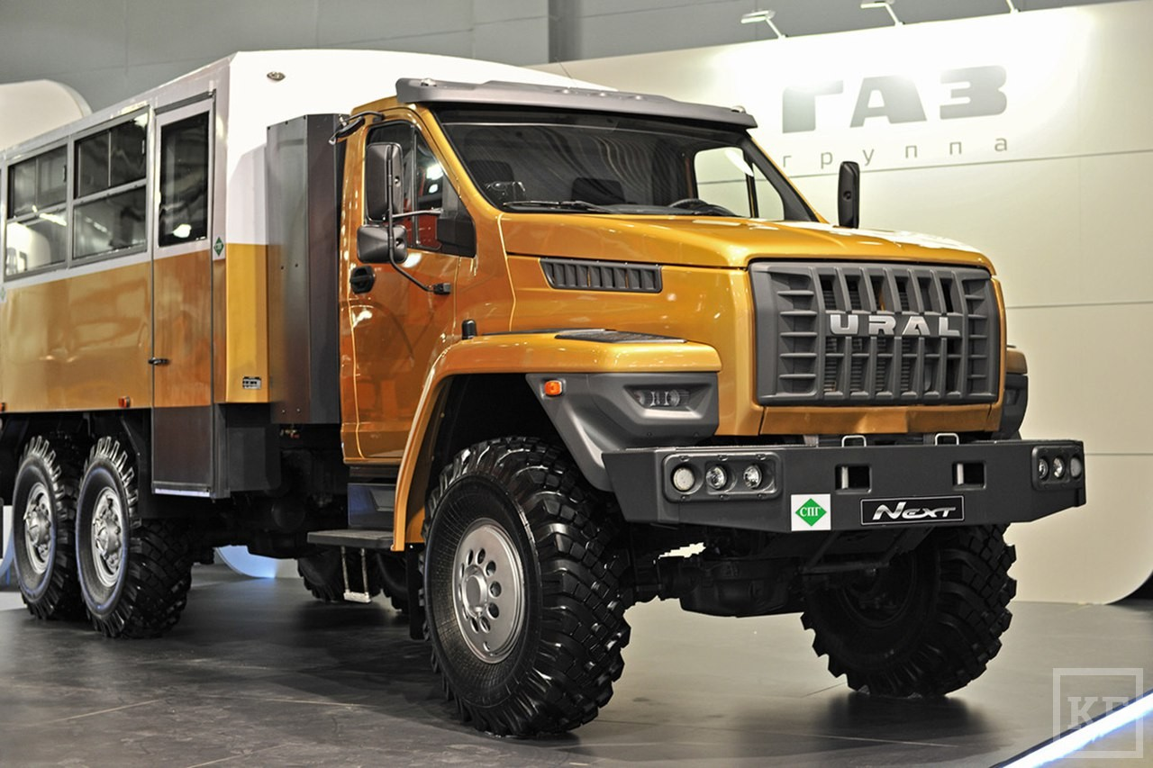В 2016 году доли российских производителей грузовиков будут расти, зарубежных — падать