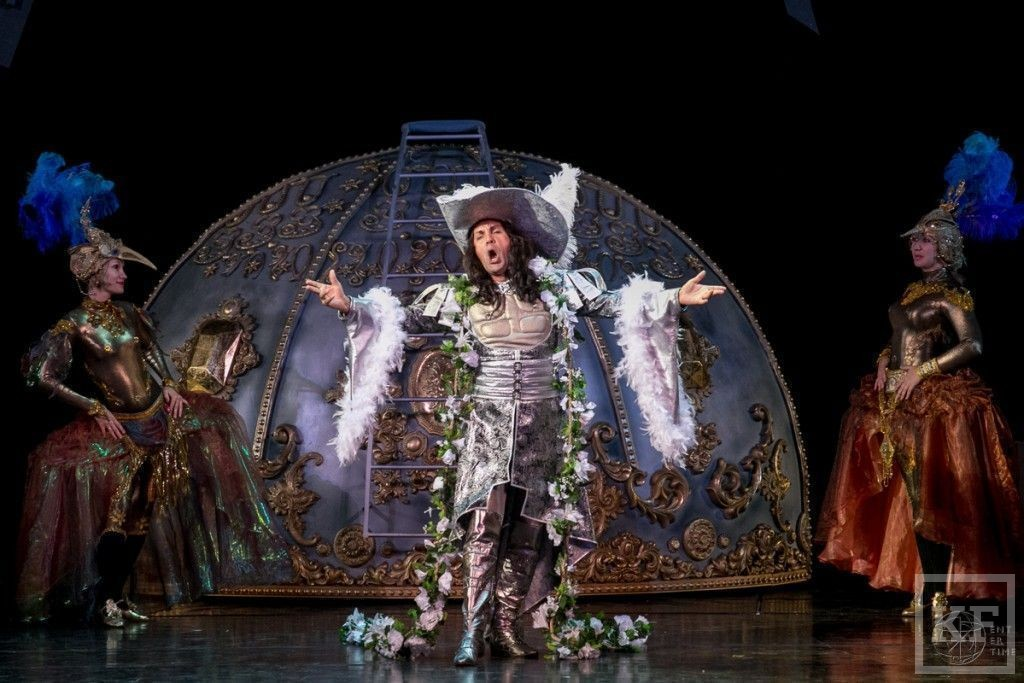 Директор Театра оперы и балета: «Санкции нас пока не коснулись!»