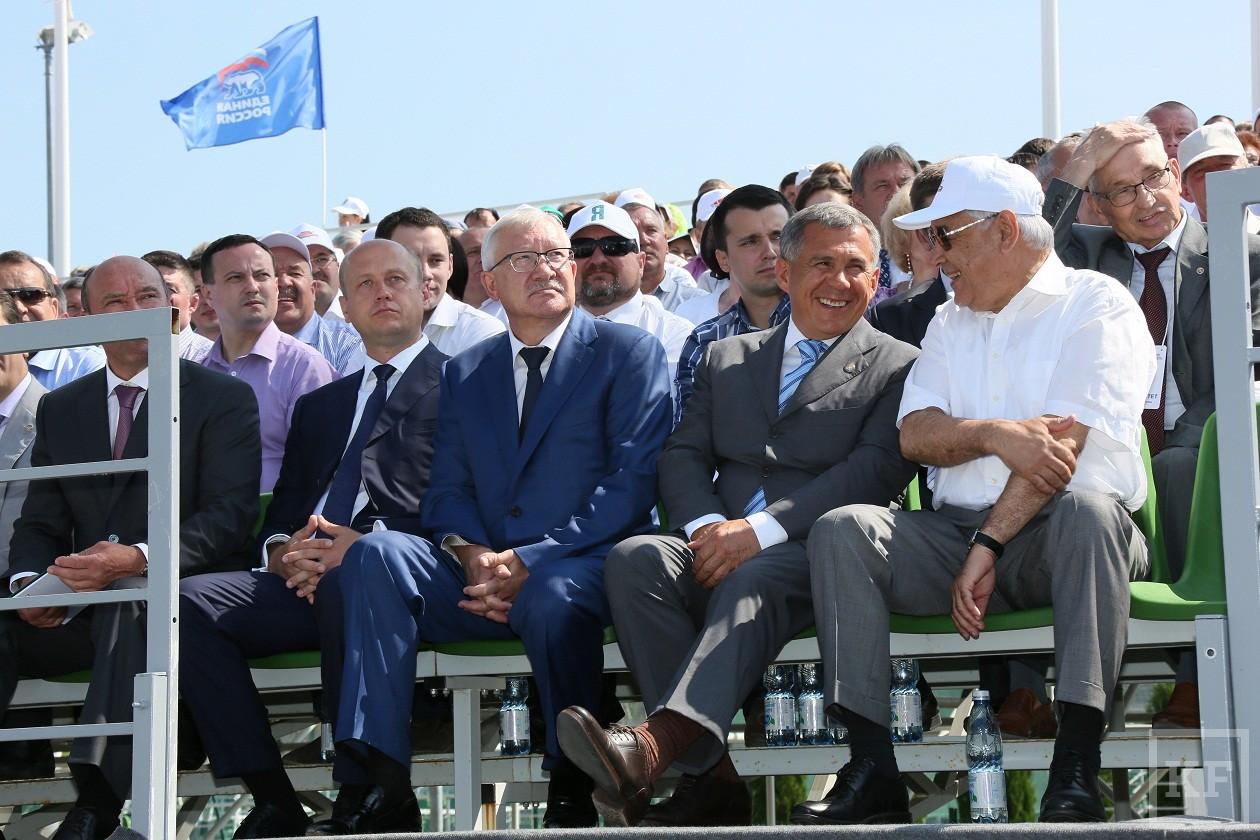 Министр сельского хозяйства Татарстана Марат Ахметов перейдет на работу в парламент России