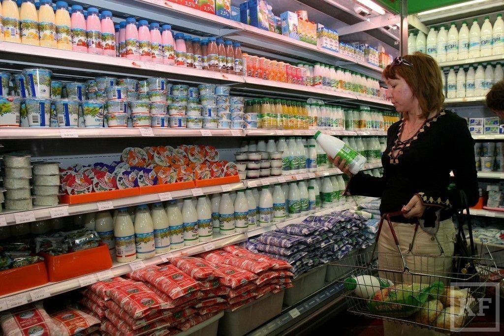 Чиновники вспоминают опыт кризисного 2008 года: торговые сети ограничат в наценке на продукты