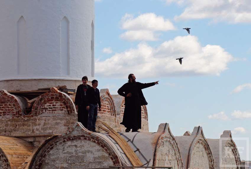 Свияжские монологи в Петербурге
