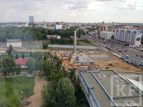 Появились фото обновленной скульптурной группы у парка Горького
