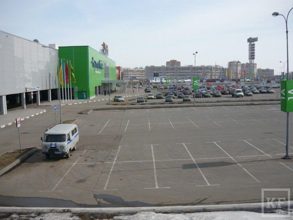 Модернизация торгового центра «Мега Казань»: от ликвидации катка до строительства станции метро в Азино