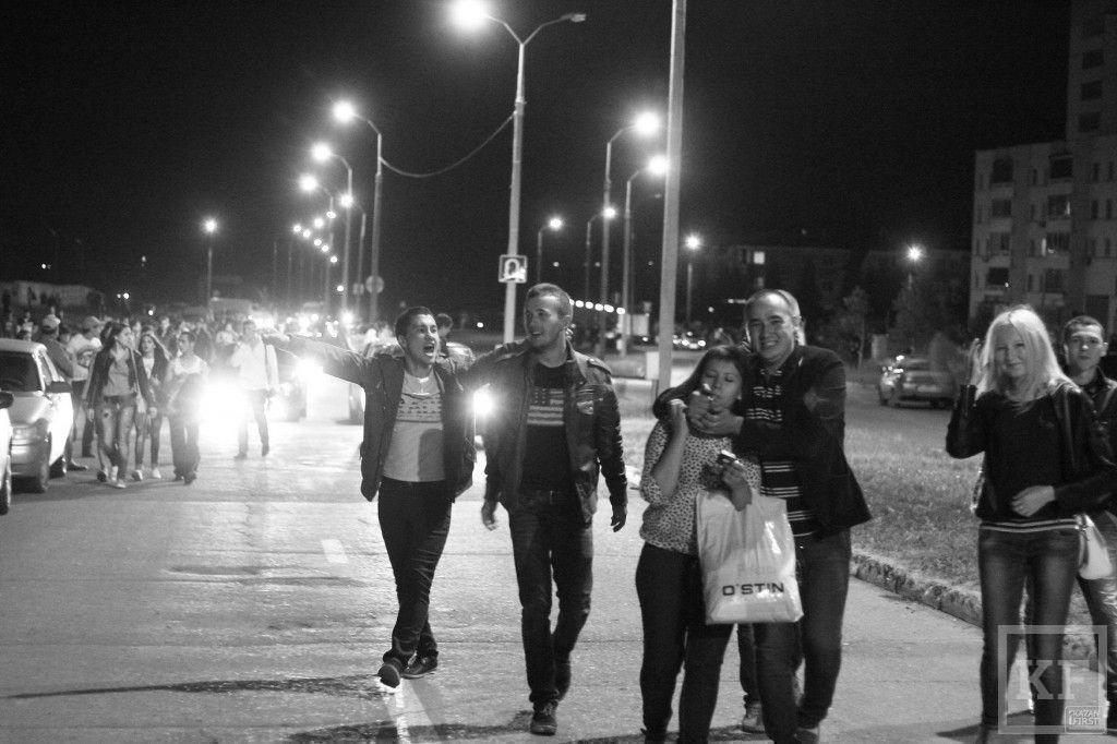 «День молодежи» прошел в Набережных Челнах